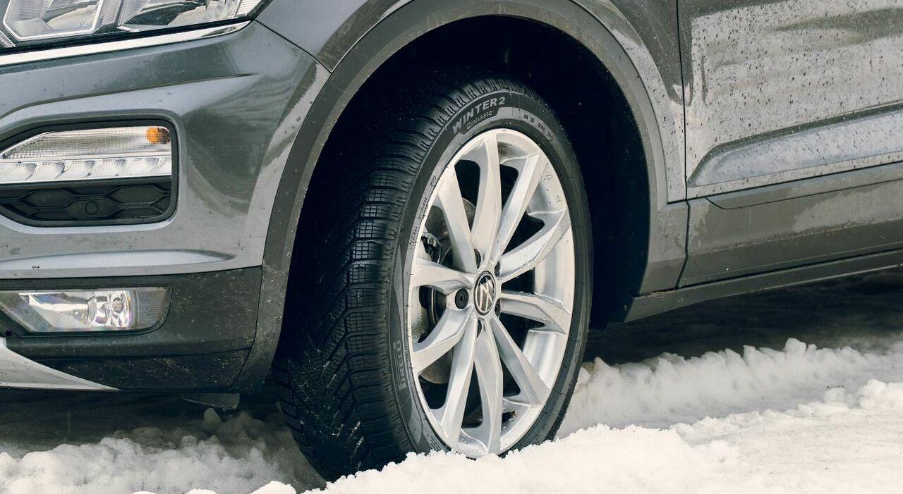Il nuovo Pirelli Cinturato Winter 2