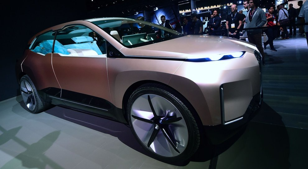 Il concept BMW Inext