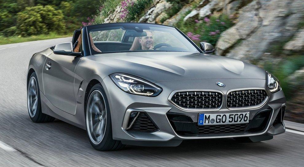 La nuova BMW Z4