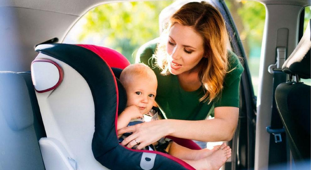 Seggiolini auto per bambini