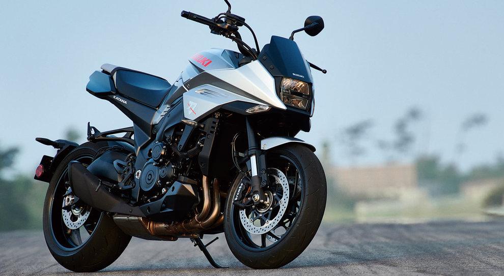 La Suzuki Katana protagonista al Moto Bike Expo di Verona