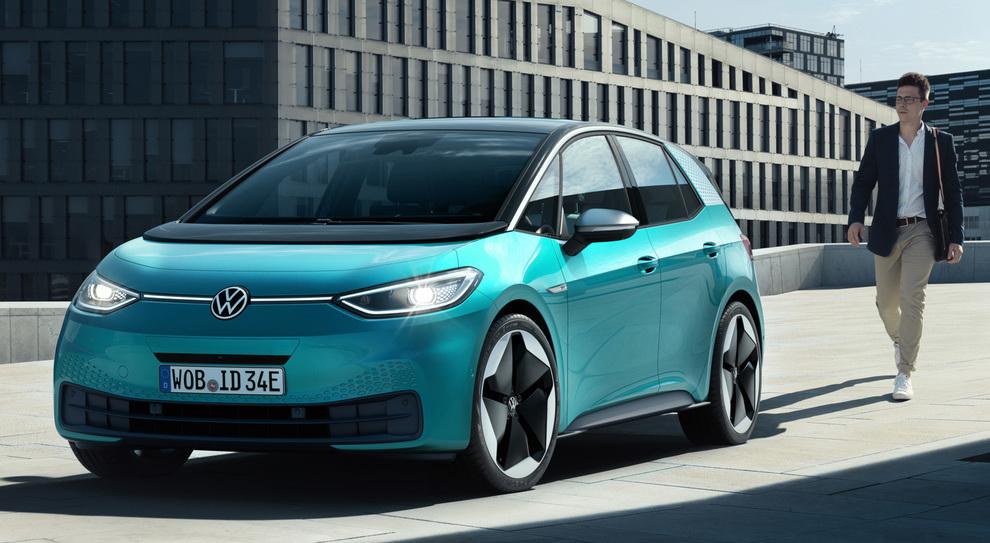 La Volkswagen ID.3