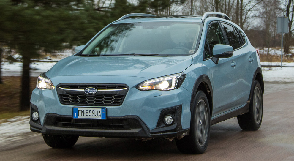 La nuova Subaru XV