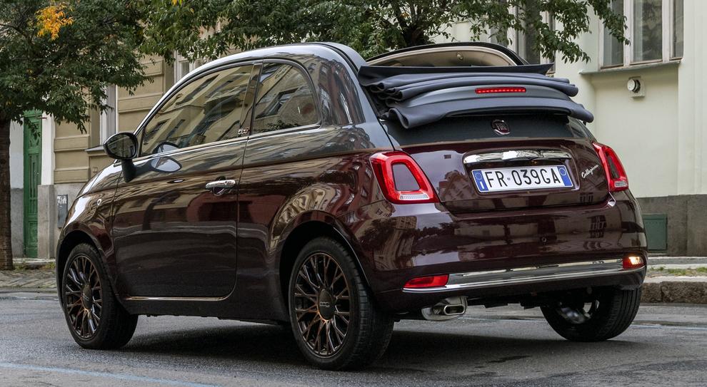 La nuova Fiat 500 Collezione