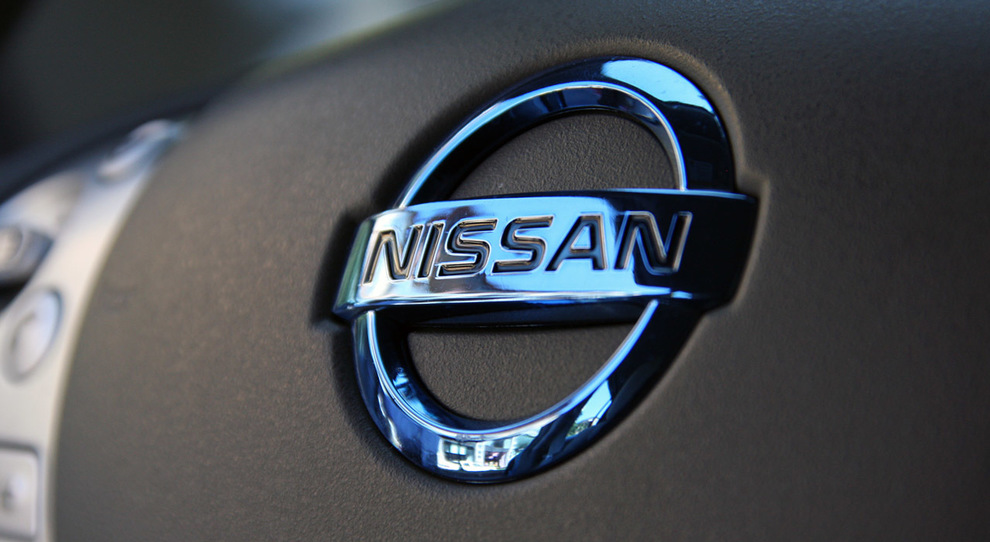 Il logo Nissan