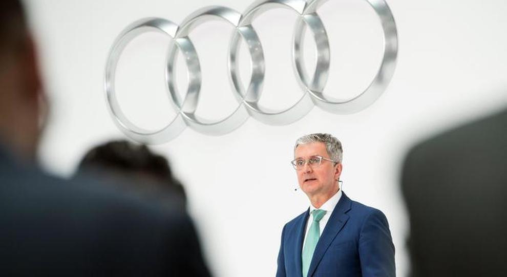 Ruper Stadler, ceo di Audi