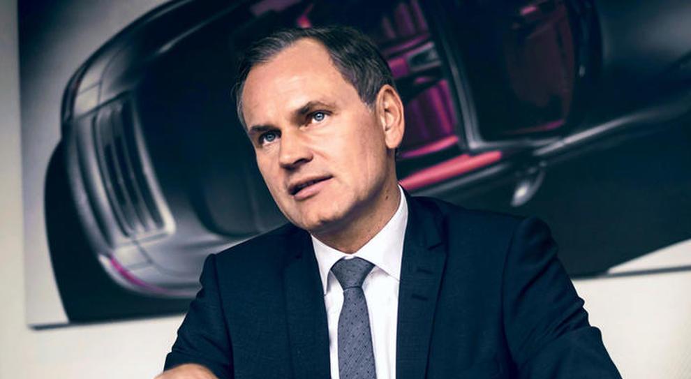 Oliver Blume, Ceo di Porsche AG