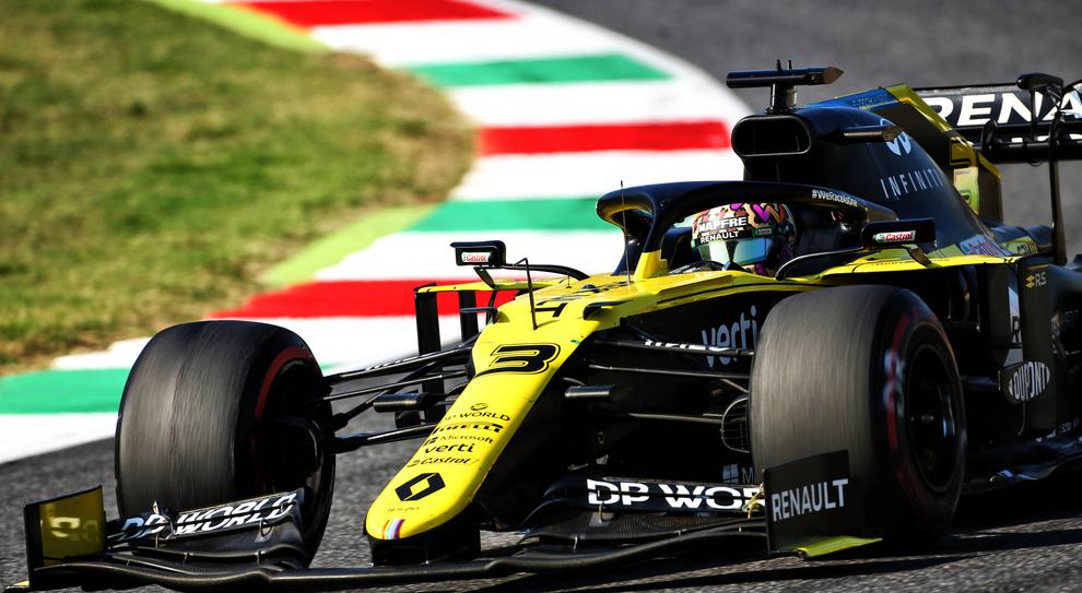 Nella foto, Daniel Ricciardo