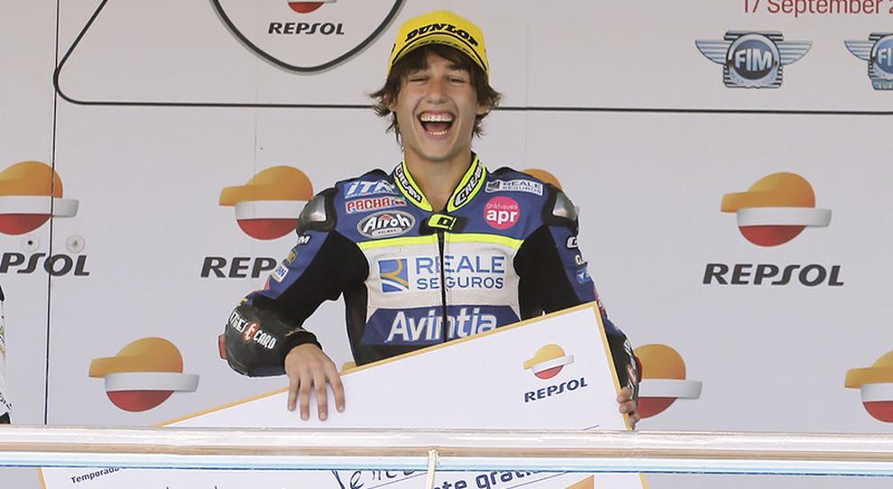 Andreas Perez, il giovanissimo pilota spagnolo deceduto