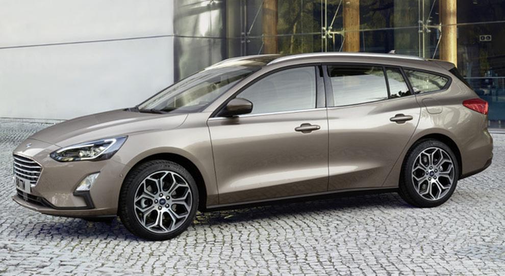 La nuova Ford Focus Station Wagon