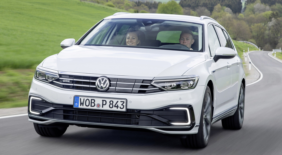 La nuova Volkswagen Passat