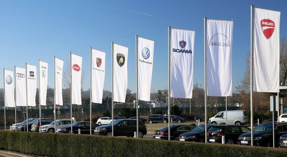I marchi del gruppo Volkswagen