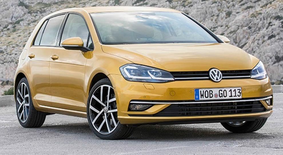 Volkswagen golf la bestseller ora anche a metano con la versione