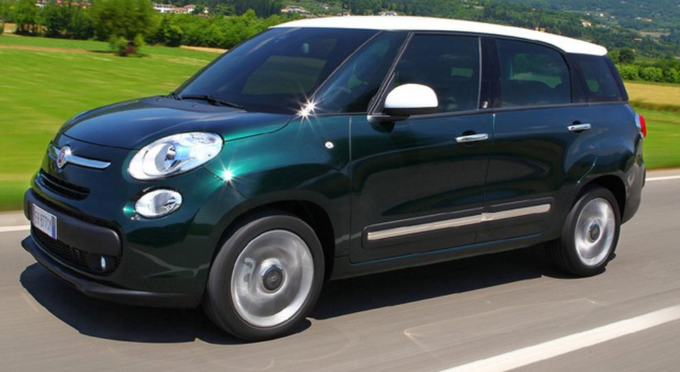 La Fiat 500L Living