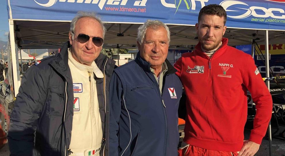 Piero, Ciro e Giovanni Nappi