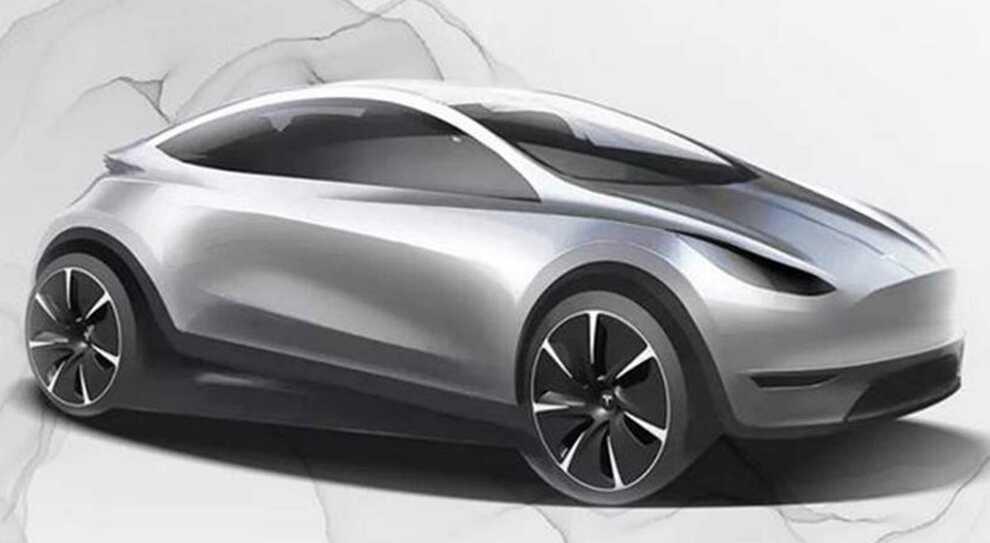 La piccola Tesla da poco più di 20 mila euro