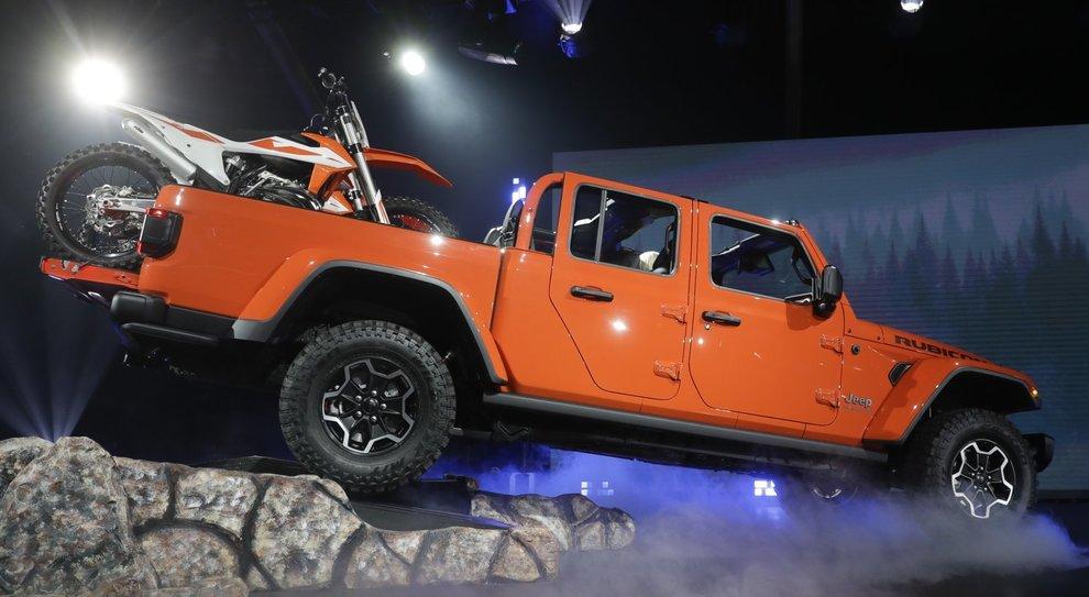 La Jeep Gladiator