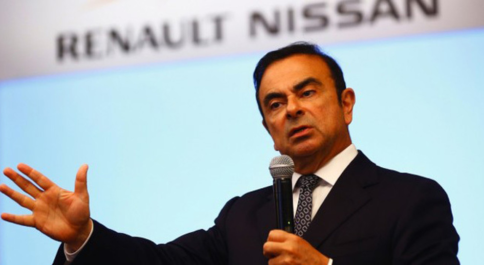 Carlos Ghosn, Carlos Ghosn, presidente dell'Alleanza Renault-Nissan-Mitshubishi