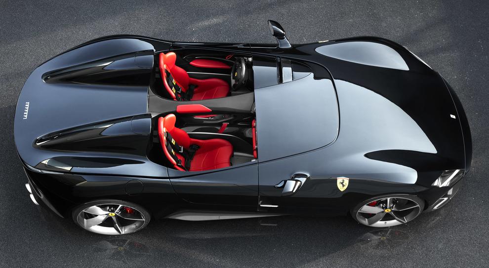 La Ferrari Monza SP2
