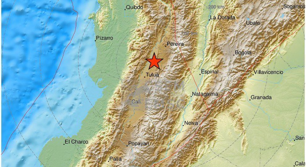 Notizie ultimo minuto terremoto oggi