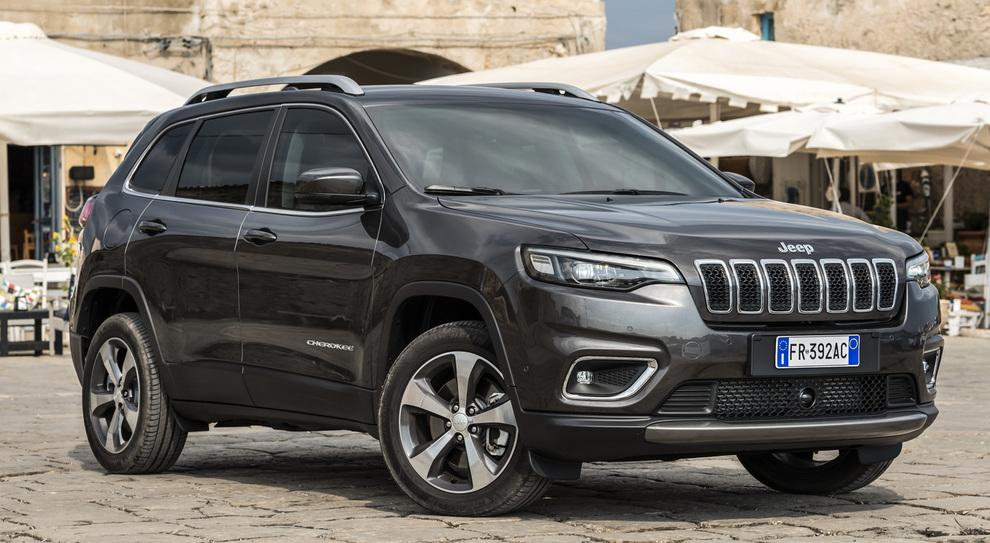 La nuova Jeep Cherokee