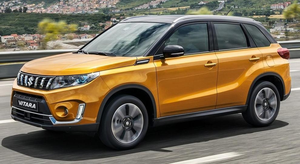 La nuova Suzuki Vitara