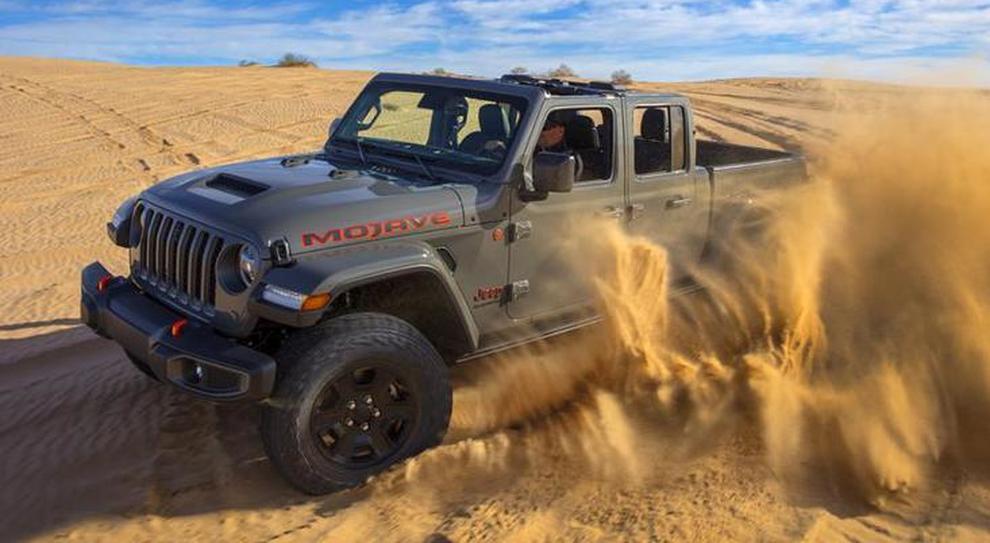La Jeep Gladiator Mojave
