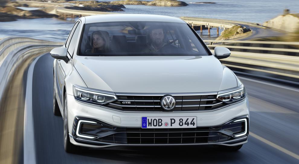 La Volkswagen Passat