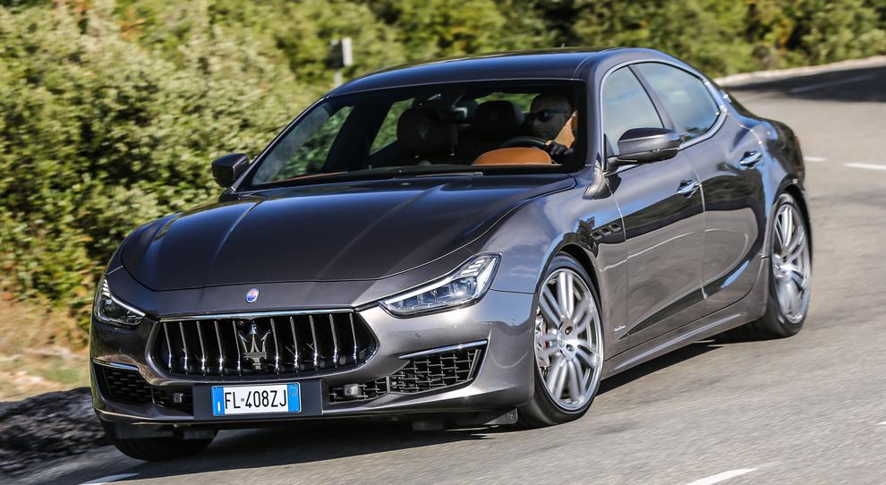 La nuova Maserati Ghibli in versione GranLusso
