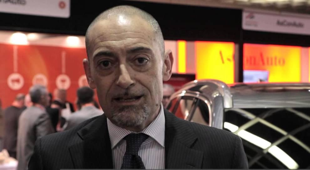 Michele Crisci, presidente dell'Unrae