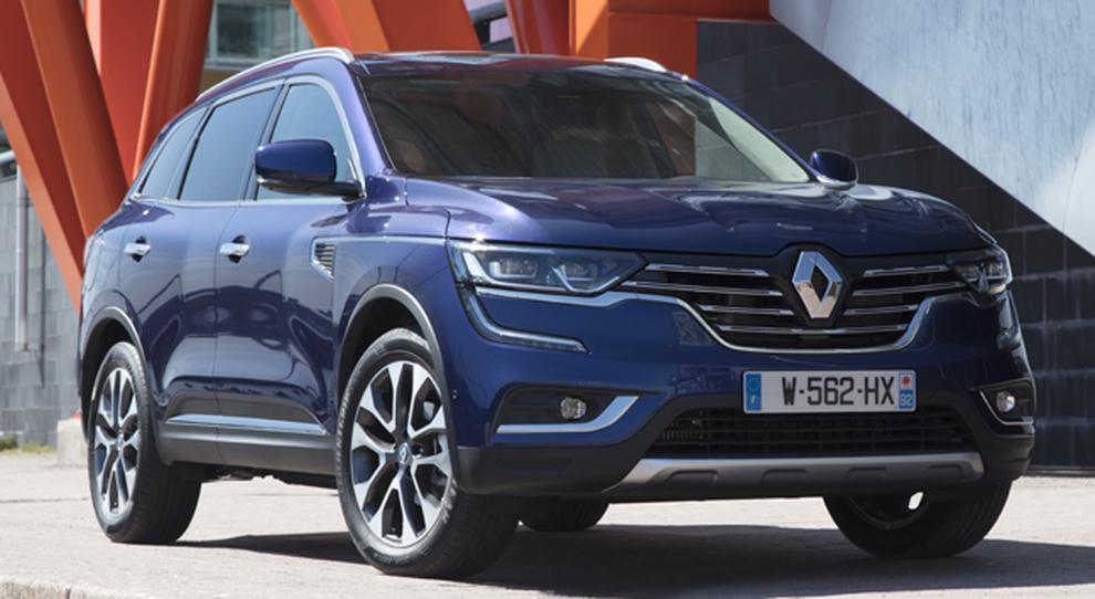 Il nuovo Renault Koleos