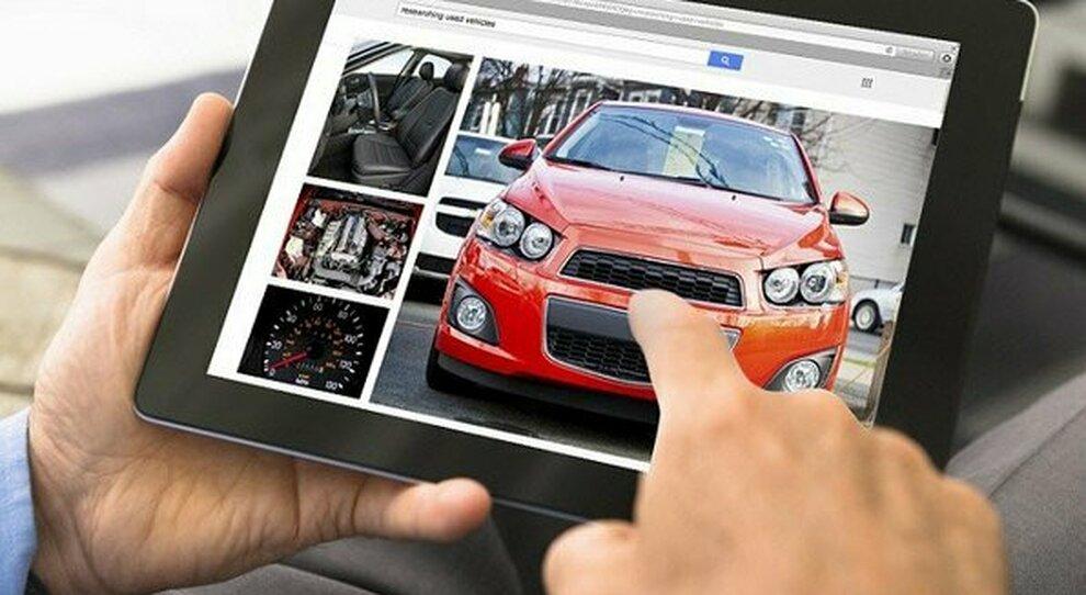 L'acquisto di auto on-line è sempre più una realtà