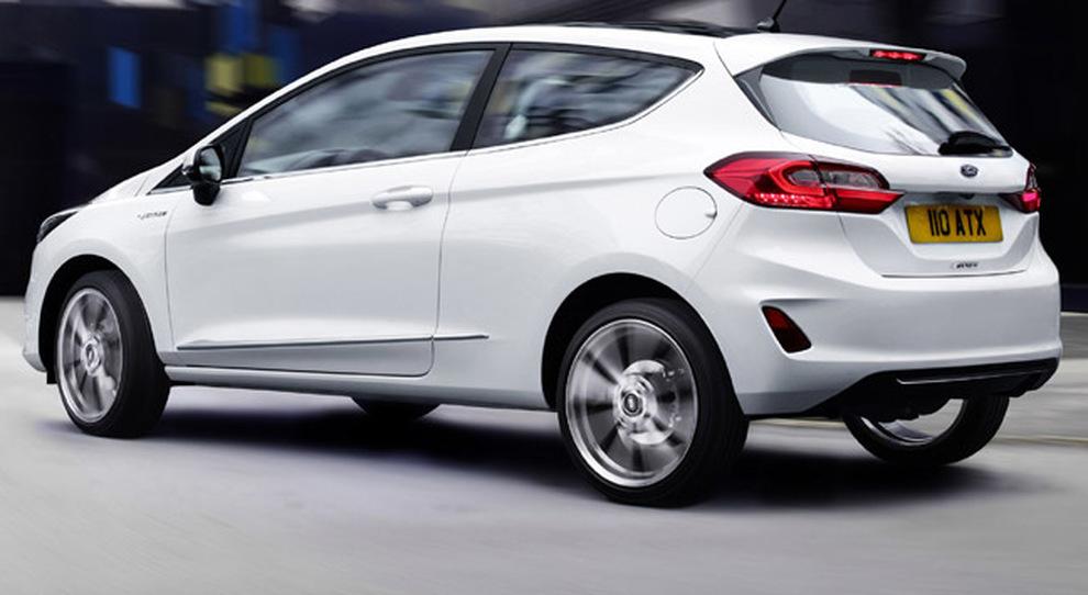La Ford Fiesta Vignale