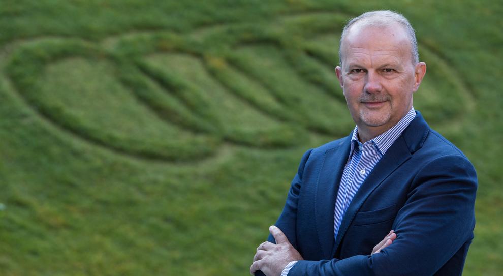 Fabrizio Longo, direttore di Audi Italia dal febbraio del 2013