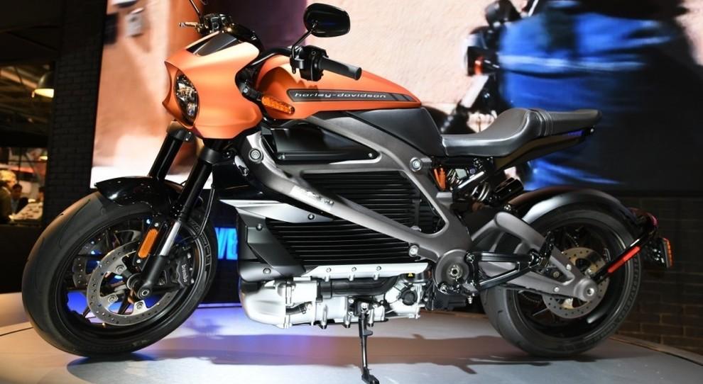 La Harley-Davidson LiveWire