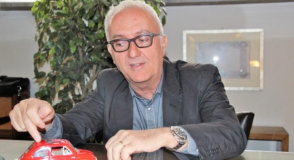 Roberto Giolito, già responsabile di FCA Heritage e nuovo presidente del Registro Italiano Alfa Romeo