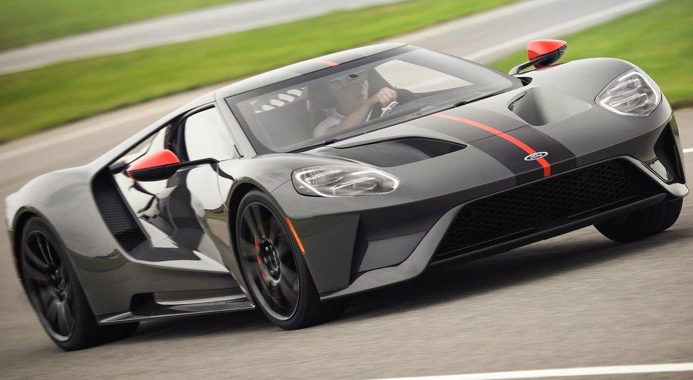 La Ford GT Carbon Series