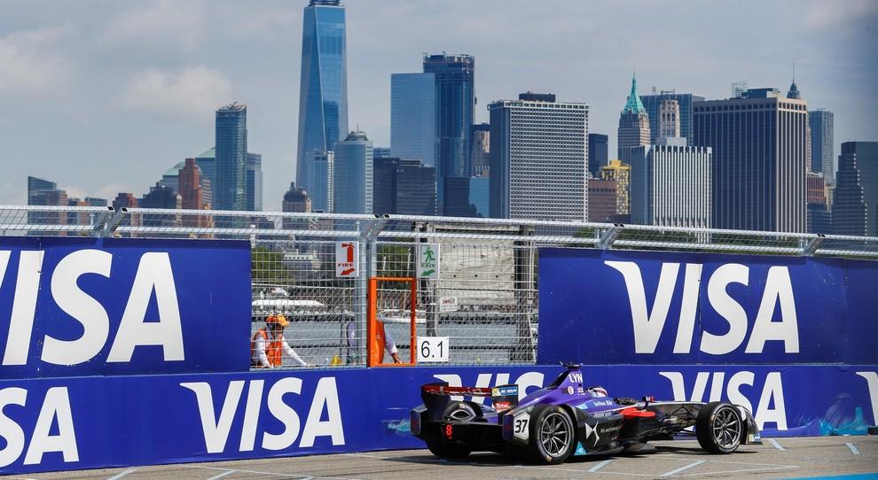 La Formula E sfreccia a New York