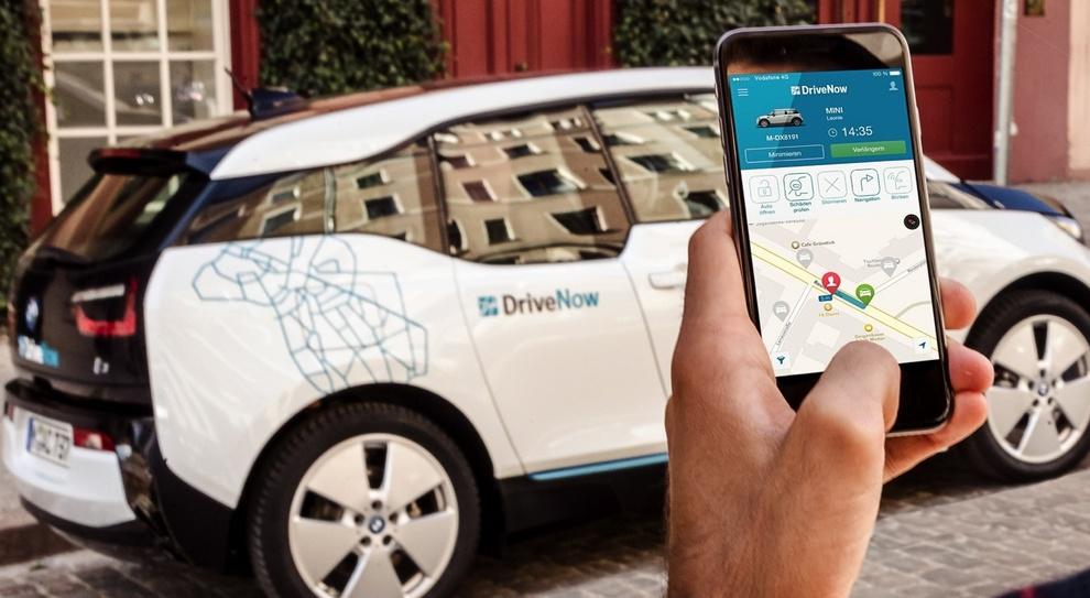 La App di DriveNow