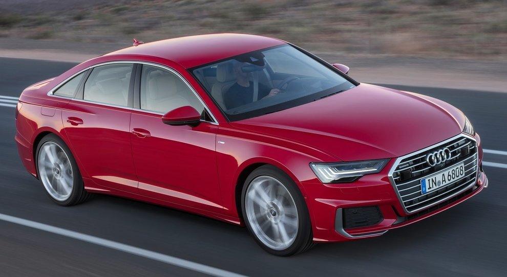 La nuova Audi A6