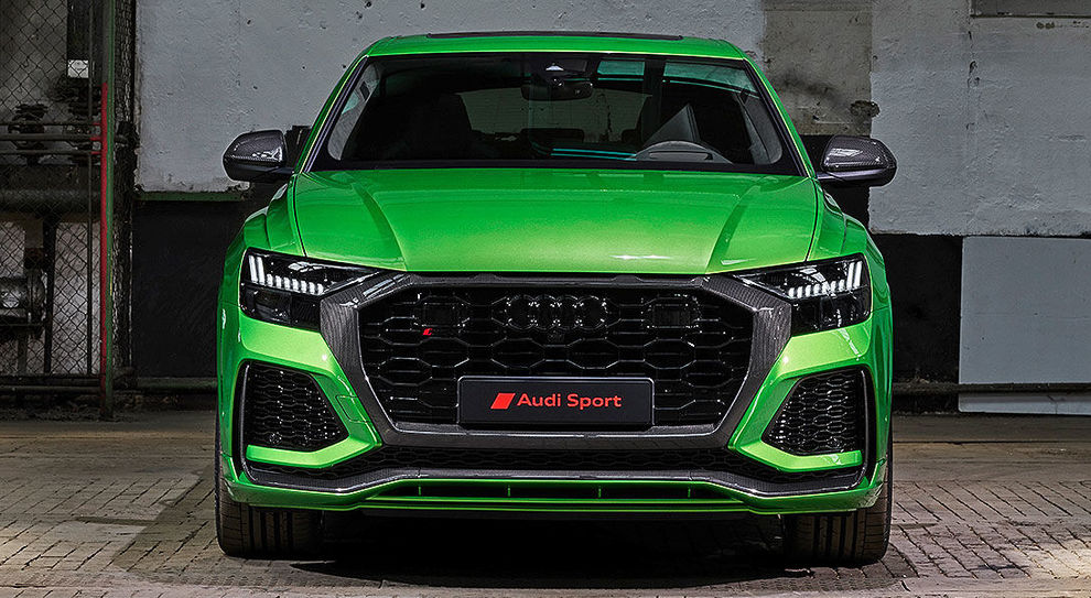 L'Audi RS Q8