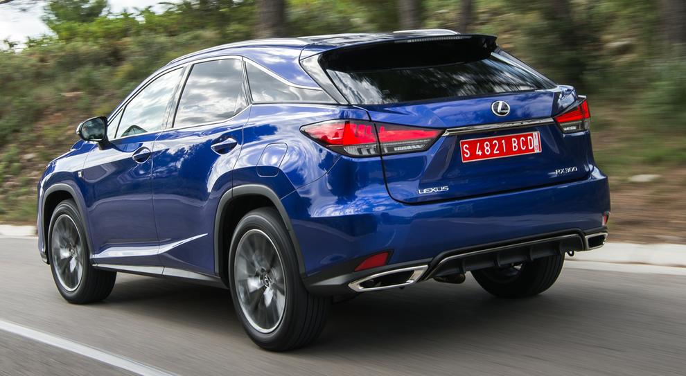 La nuova Lexus RX