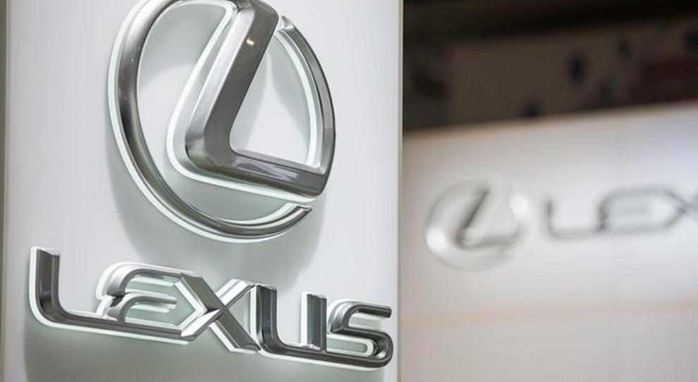O logotipo da Lexus