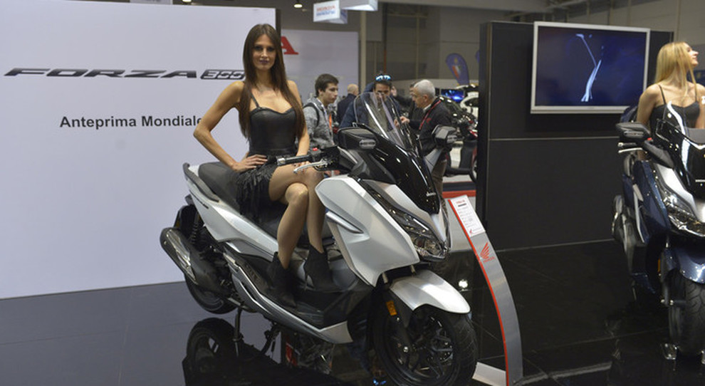Il nuovo Honda Forza