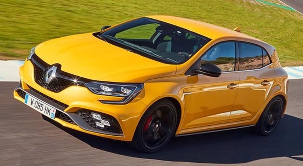 La nuova Renault Megane RS