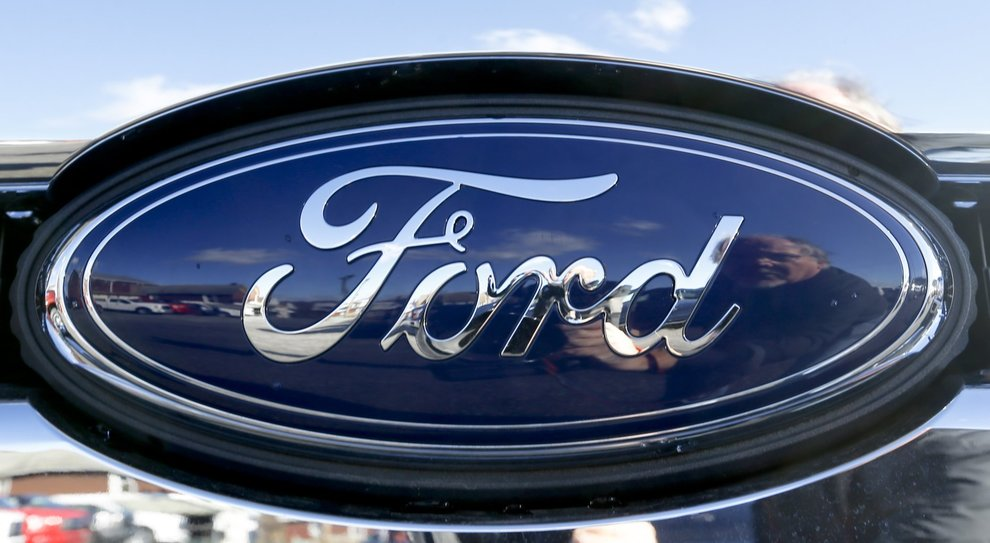 Il logo Ford