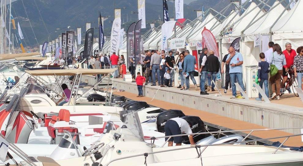 Il Boat Show di Marina d'Arechi