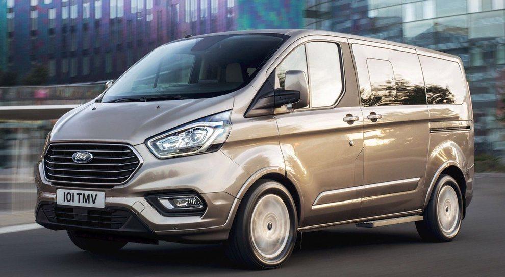 Il nuovo Ford Tourneo Custom
