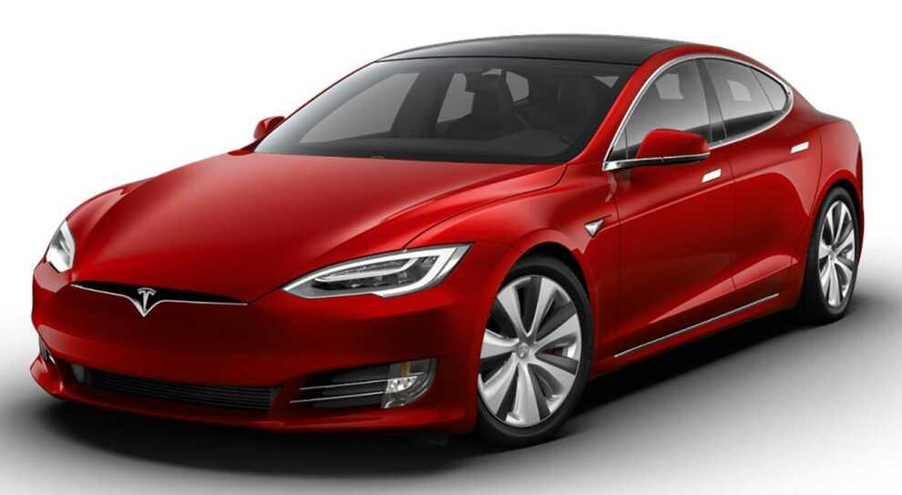 La nuona Tesla Model S Plaid