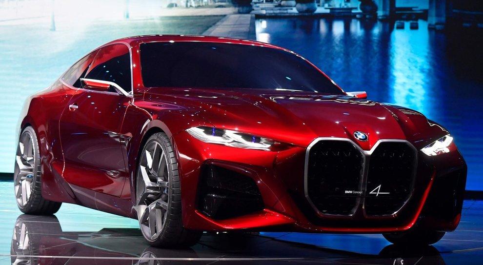 La BMW Concept 4